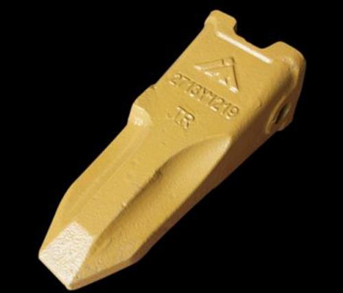 挖掘机斗齿日常养护