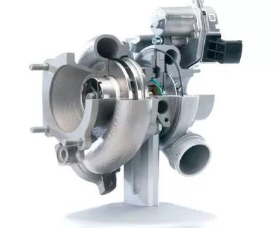 挖掘机涡轮增压器作用原理